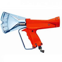 Gas Gun for shrinking pallet bags