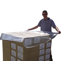Top Sheets to protect pallets during transport and storage